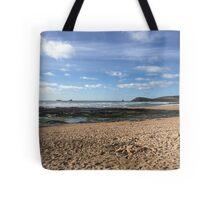 Seaweed and Sandcastles Tote Bag