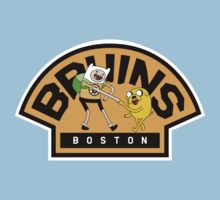 Adventure time Bruins Kids Tee