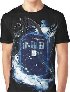 waves of space and time Graphic T-Shirt
