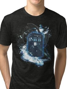 waves of space and time Tri-blend T-Shirt