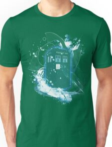 waves of space and time Unisex T-Shirt