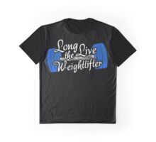 Weightlifter Graphic T-Shirt