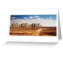 Desert Habitat Greeting Card
