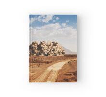 Desert Habitat Hardcover Journal