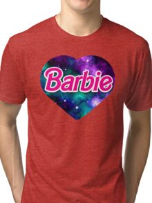 BARBIE universe Tri-blend T-Shirt
