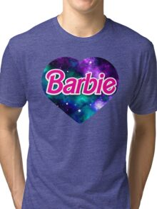 BARBIE universe Tri-blend T-Shirt