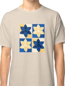 Daffodils pattern Classic T-Shirt