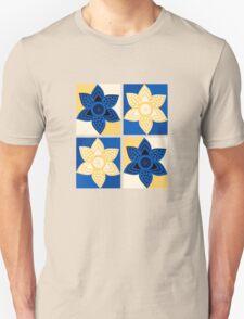 Daffodils pattern Unisex T-Shirt