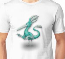 Scissors Bird Unisex T-Shirt