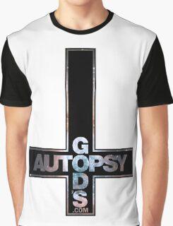 God's Autopsy Butterfly Nebula 1 Graphic T-Shirt