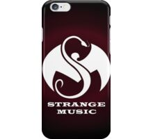 Strange Music iPhone Case/Skin