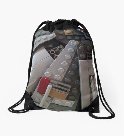 Legos Look Good on Everything Drawstring Bag