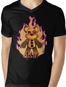 Annie Tibbers Mens V-Neck T-Shirt