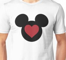 Love Mickey Unisex T-Shirt