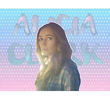 Alicia Clark FTWD Photographic Print