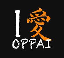"I Love Oppai shirt (Symbol means ""Love"") Unisex T-Shirt"