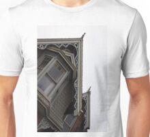 Gables and Dormer Windows - Cabbagetown Charm Unisex T-Shirt