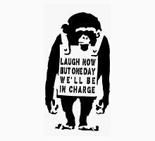 Banksy Monkey Qoute Unisex T-Shirt