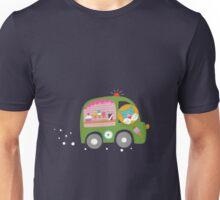 Ice Cream Truck Unisex T-Shirt