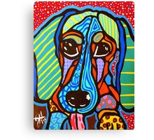 Just One Lick? Canvas Print