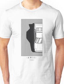 Toyota MR2 AW11 Unisex T-Shirt