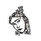 Rodarte Floral Lady 3 by zeevloga