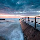 Cronulla Sunrise by David Haworth