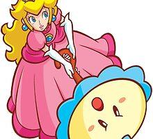Princess Peach! - Attack by star-sighs