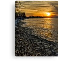 Lake Ontario Canvas Print