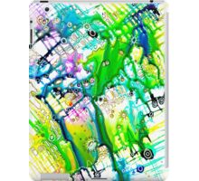 Climate Change series - Urban Flooding iPad Case/Skin