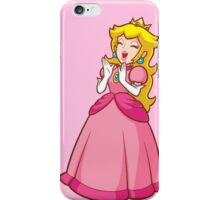 Princess Peach! - Calm iPhone Case/Skin