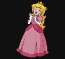 Princess Peach! - Calm Baby Tee