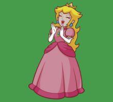Princess Peach! - Calm Kids Tee