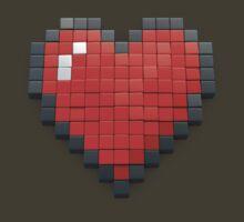 Pixel Heart by nellyb
