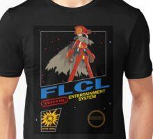 Retro Canti FLCL black box mock up  Unisex T-Shirt