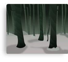 Fantasy Trees  Canvas Print