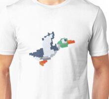 8-Bit Duck Unisex T-Shirt