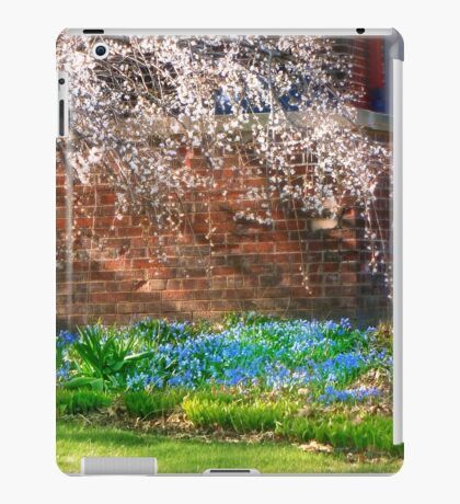 Spring Bling iPad Case/Skin