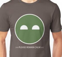 Halo ODST Superintendent - Calm Unisex T-Shirt