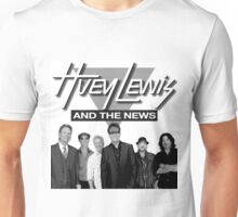 huey lewis and the news tour 2016 Unisex T-Shirt