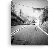 NC Road Canvas Print