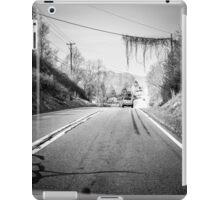 NC Road iPad Case/Skin
