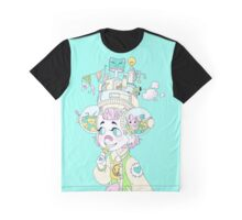 sweet machine girl Graphic T-Shirt