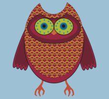 Ronin the Owl Baby Tee