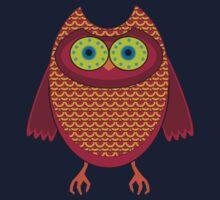 Ronin the Owl Kids Tee