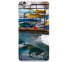 Icy Reflections iPhone Case/Skin