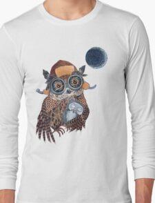 Owl mother Long Sleeve T-Shirt