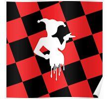 Harley Quinn - Go Crazy Poster