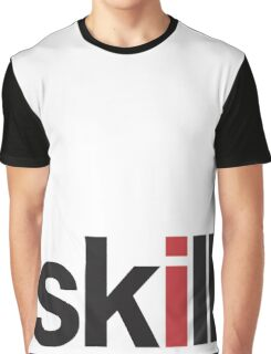 skill Graphic T-Shirt