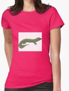 Lizard Womens Fitted T-Shirt